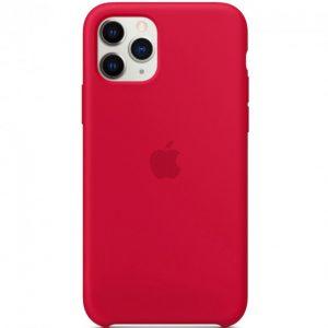 Оригинальный чехол Silicone case + HC для Iphone 11 №40 – Rose