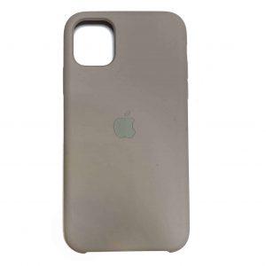Оригинальный чехол Silicone case + HC для Iphone 11 Pro Max №32 – Cocoa