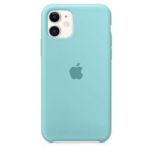 Оригинальный чехол Silicone case + HC для Iphone 11 Pro №23 – Mint