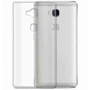 Прозрачный силиконовый (TPU) чехол для Huawei Honor 5x / GR5