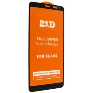 Защитное стекло 21D Full Glue Cover Glass на весь экран для Xiaomi Redmi Note 3 / 3 Pro – Black