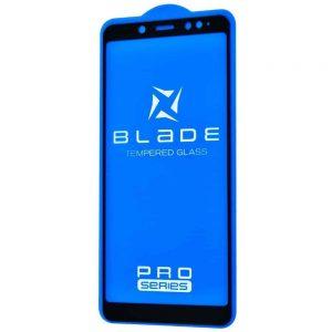 Защитное стекло 3D (5D) Blade Glass Full Glue на весь экран для Xiaomi Mi 8 Lite – Black
