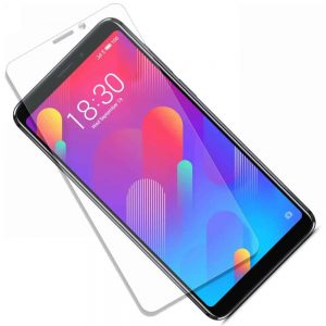 Защитное стекло 2.5D Mocolo Ultra Tempered Glass для Meizu M8 – Clear