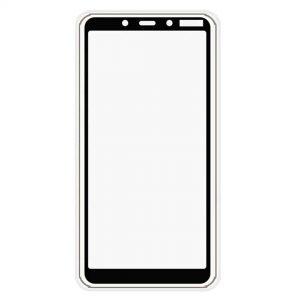 Защитное стекло 3D (5D) Tempered Glass Full Glue Cover на весь экран для Nokia 3.1 Plus – Black