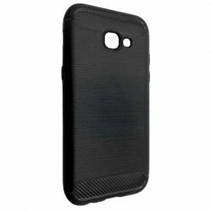 Cиликоновый TPU чехол Slim Series  для Samsung Galaxy A5 2017 (A520) – Черный