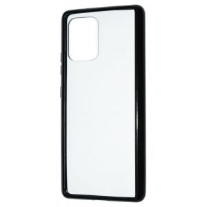 Чехол TPU+PC WAVE Clear Case для Samsung Galaxy S10 lite (G770F) – Black