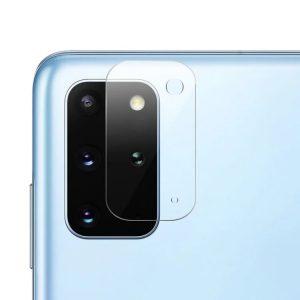 Защитное стекло на камеру для Samsung Galaxy S20 Plus
