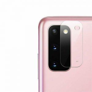 Защитное стекло на камеру для Samsung Galaxy S20