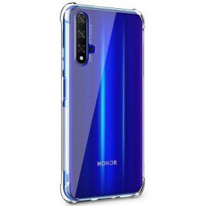 Чехол TPU GETMAN Ease с усиленными углами для Huawei Honor 20 / Nova 5T – Clear