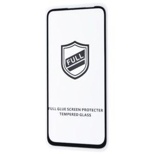 Защитное стекло 3D (5D) Perfect Glass Full Glue на весь экран для Huawei P40 lite — Black