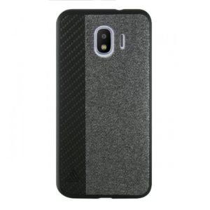 Силиконовый чехол Inavi CANVAS для Samsung Galaxy J2 / J2 Pro 2018 – Черный