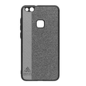 Силиконовый чехол Inavi CANVAS для Huawei P10 Lite – Серый