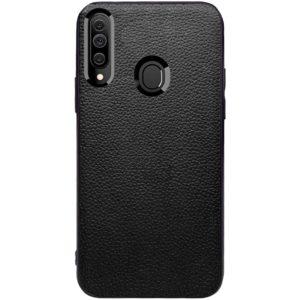Кожаный чехол Epic Vivi series для Samsung Galaxy A20s 2019 (A207) – Черный