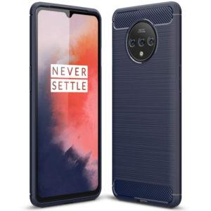 Cиликоновый TPU чехол Slim Series для OnePlus 7T – Синий