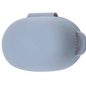 Чехол для наушников Silicone Case для Xiaomi AirDots – Серый / Lavender Gray