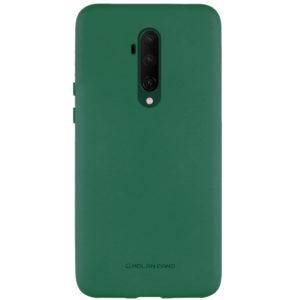 Силиконовый чехол TPU Molan Cano Smooth для OnePlus 7T Pro — Зеленый