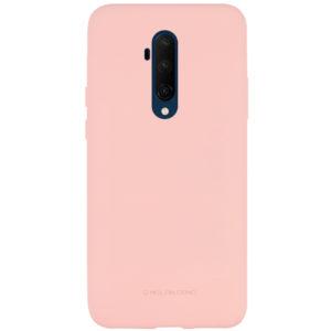 Силиконовый чехол TPU Molan Cano Smooth для OnePlus 7T Pro — Розовый