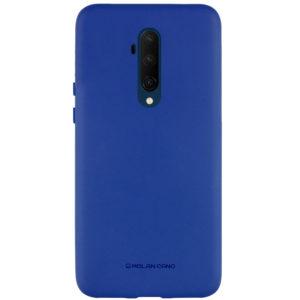 Силиконовый чехол TPU Molan Cano Smooth для OnePlus 7T Pro — Синий