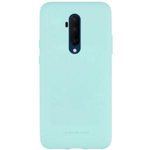 Силиконовый чехол TPU Molan Cano Smooth для OnePlus 7T Pro — Голубой