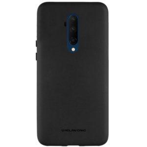 Силиконовый чехол TPU Molan Cano Smooth для OnePlus 7T Pro — Черный