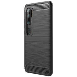 Cиликоновый TPU чехол Slim Series для Xiaomi Mi Note 10 / 10 Pro – Черный