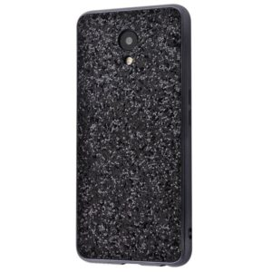 Чехол Shining Corners With Sparkles для Meizu M6s – Black