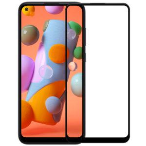 Защитное стекло XD+ Full Glue для Samsung Galaxy A11 / M11- Black