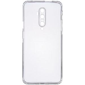 Прозрачный силиконовый TPU чехол GETMAN для OnePlus 7T Pro
