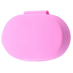 Чехол для наушников Silicone Case для Xiaomi AirDots – Розовый