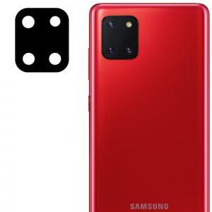 Гибкое защитное стекло 0.18mm на камеру для Samsung Galaxy Note 10 Lite – Black