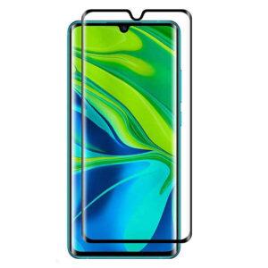 Защитное стекло 3D (5D) Full Glue Tempered Glass для Xiaomi Mi Note 10 / 10 Pro / Note 10 Lite – Black