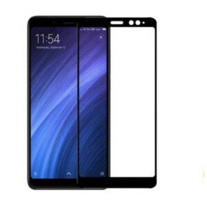 Защитное стекло 3D (5D) Perfect Glass Full Glue Ipaky на весь экран для Xiaomi Redmi Note 5 / 5 Pro – Black