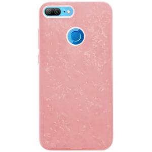 Силиконовый чехол Dream 3D для Huawei Honor 9 Lite – Pink