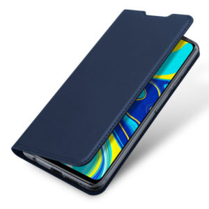 Чехол-книжка Dux Ducis с карманом для Xiaomi Mi 10T / Mi 10T Pro – Синий