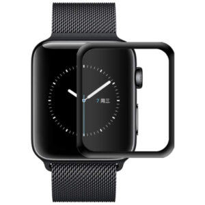 Защитная пленка 3D Full Glue для Apple Watch 44mm – Black