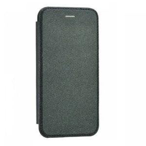 Кожаный чехол-книжка Royal Case для Meizu M5c – Black