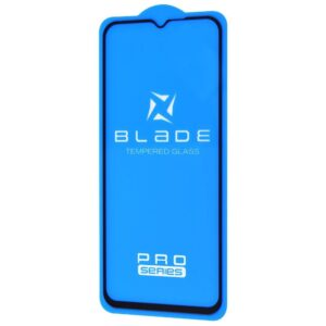 Защитное стекло 3D (5D) Blade Glass Full Glue на весь экран для Xiaomi Mi 10 Lite – Black