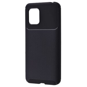 Силиконовый чехол Kaisy Series для Xiaomi Mi 10 Lite – Black
