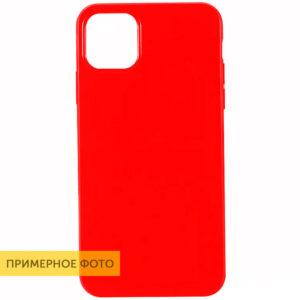 Чехол TPU LolliPop для Samsung Galaxy A21 – Красный