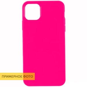 Чехол TPU LolliPop для Samsung Galaxy A21 – Розовый