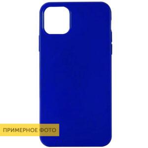 Чехол TPU LolliPop для Samsung Galaxy A21 – Синий