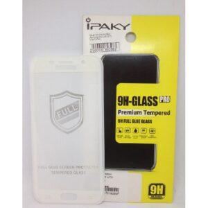 Защитное стекло 3D (5D) Perfect Glass Full Glue Ipaky на весь экран для Samsung Galaxy A5 2017 (A520) – White