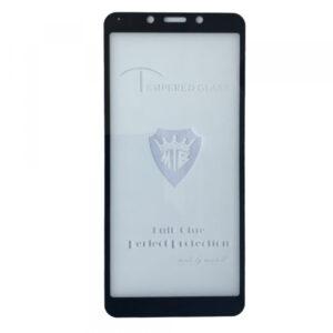 Защитное стекло 3D (5D) Tempered Glass Full Glue Cover на весь экран для Xiaomi Redmi 6 / 6A – Black