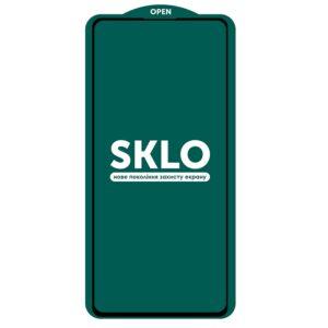Защитное стекло 3D (5D) Perfect Glass Full Glue SKLO на весь экран для Samsung Galaxy S10 lite (G770F) – Black