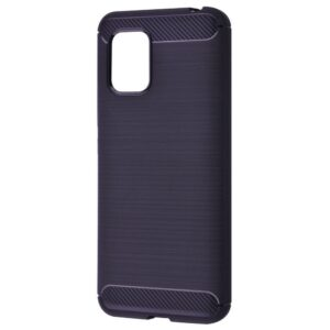 Cиликоновый TPU чехол Slim Series для Xiaomi Mi 10 Lite – Черный