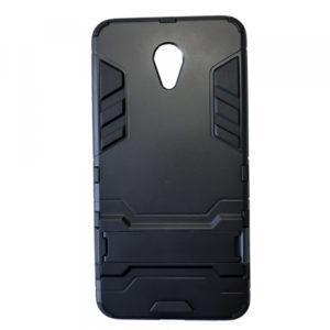 Ударопрочный чехол Transformer с подставкой для Meizu M5 Note – Black