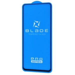 Защитное стекло 3D (5D) Blade Glass Full Glue на весь экран для Huawei Y6P / Honor 9A – Black