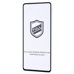 Защитное стекло 3D (5D) Perfect Glass Full Glue на весь экран для Xiaomi Redmi 9 — Black