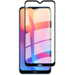 Защитное стекло 3D / 5D Premium 9H Full Glue на весь экран для Xiaomi Redmi 8 / 8a – Black