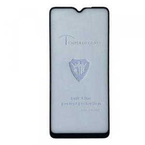 Защитное стекло 3D (5D) Tempered Glass Full Glue Cover на весь экран для Samsung Galaxy A20s 2019 (A207) – Black